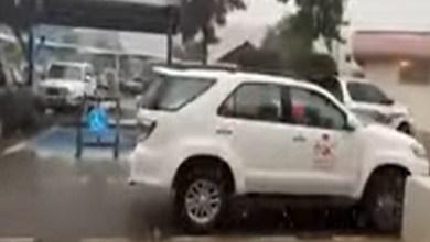 Photo of بالفيديو: حدث نادر وغير مسبوق.. الثلوج تتساقط في السعودية