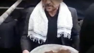 Photo of بالفيديو: تراب سليماني مقدس ويعالج البواسير!