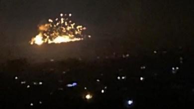 Photo of قصف إسرائيلي جديد على سوريا