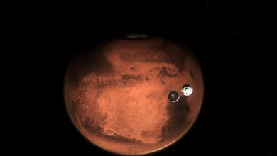 Photo of مركبة تبهر العالم بمفاجآت تحدث لأول مرة في المريخ