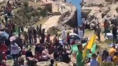 Photo of بالفيديو: على أحد الشواطىء  بيروت.. تجمعات للأكراد من دون احترام للتباعد