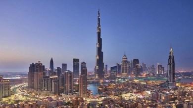 Photo of لأول مرة وبالصور… إضاءة برج خليفة بصور نجمات لبنانية!
