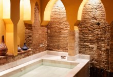 Photo of حمام مغربي في المنزل بالرياض من أوزيه