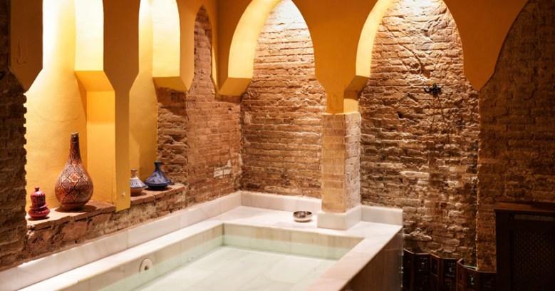 حمام مغربي في المنزل بالرياض