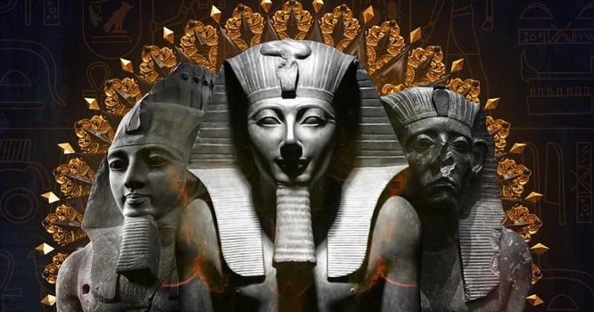 موكب المومياوات الملكية في مصر