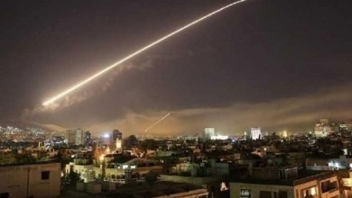 Photo of هجوم إسرائيلي في أجواء دمشق | فيديو