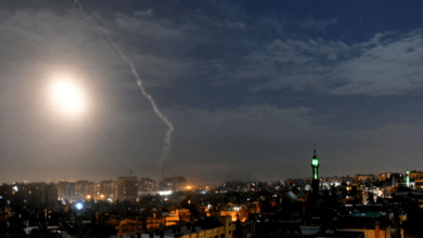 Photo of هجوم إسرائيلي على مواقع عسكرية في سوريا