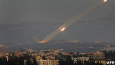 Photo of إطلاق أربعة صواريخ من جنوبلبنان مستهدفة مستوطنتي شلومي ونهاريا