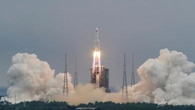 Photo of اين سيهبط الصاروخ الصيني ؟