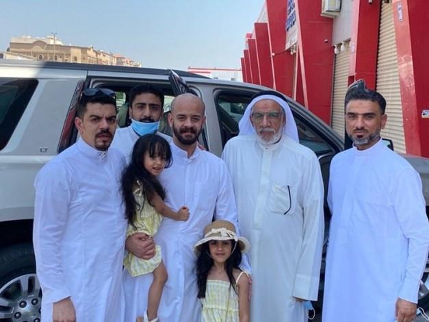 الافراج عن الرادود محمد بوجبارة في السعودية