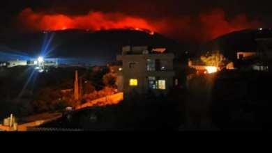 Photo of حريق القبيات – الهرمل مستمر وفقدان السيطرة ليلاً| فيديو وصور