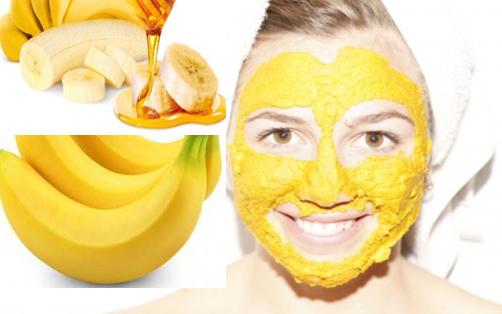 علاجات منزلية بقشور الموز للبشرة