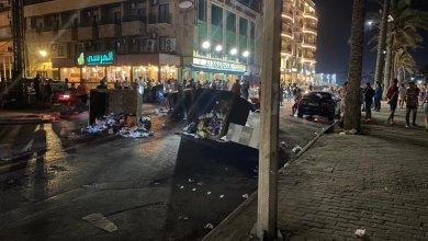 "Photo of احتجاجات ""عنيفة"" في صور والسبب؟"