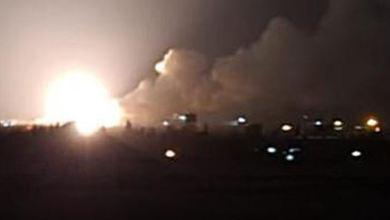 Photo of صاروخ سقط ليلاً في لحفد جبيل