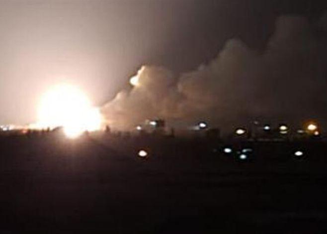 صاروخ سقط ليلاً في لحفد جبيل