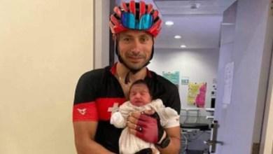 Photo of بالصورة: من عين سعادة إلى الأشرفية… طبيب يصل على دراجة لإجراء عملية ولادة